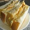 タマゴサンドは卵焼きでも茹で卵でも結局美味い