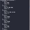 Swift4のCodableプロトコルをRealmのモデルクラスに適用してJsonをパースした後にDBに投入するサンプル