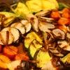 *冬野菜のオーブン焼き