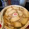 中野の「さいころ」で「肉煮干し中華そば」を食べた