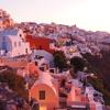 2019年9月 ギリシャ【10/10】サントリーニ、イアの古城で忘れられない朝焼けを見る
