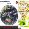 【台風情報】日本の南東には台風のたまごである熱帯低気圧が発生!米軍の予想では24時間以内に台風24号となる見込み!気象庁・米軍・ヨーロッパの進路予想は?