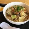 ボリューミーなひまわり食堂 夜遅くまでやってる!助かる~~~ Himawari shokudo, restaurant opens till late.