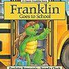 """【英語-多読】絵本~""""Franklin-GOES TO SCHOOL-""""~洋書で楽しく学ぼ♪"""
