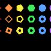 【Unity】uGUI で多角形を描画できる「Unity UGUI UIPolygon」紹介