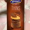 輸入菓子:モントワール:マクビティシンズ(ミルクチョコレート・ダークチョコレート)/マクビティニブルズ(ミルクチョコレート・ダークチョコレート)