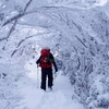 九州の山も雪化粧!!