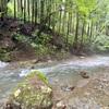 自然人村キャンプ場で梅雨にしっとり雨キャン