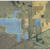 太陽光発電建設予定地のそばにある原子力発電所
