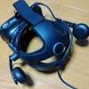 HTC VIVE VRの没入感と汗、結露対策の両立を追求してみた