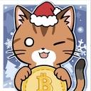 雪ねこは仮想通貨と夢の中