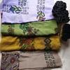 8月、9月のトルコの木版プリント・バスク「オリジナルのスカーフを作ろう」ワークショップのご案内