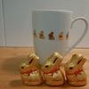 うさぎマグカップとチョコレート~*