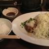 梅田で一人外食をするときに僕の行く飯屋 ~大阪トンテキのトントンセット~