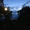 【ソロキャンプ】100万ドルの夜景を独り占め!自然に囲まれた森林キャンプ場から眺める街の灯火【黒坂オートキャンプ場】