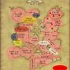 【FF14】アムアレーン フィールドモブ配置図