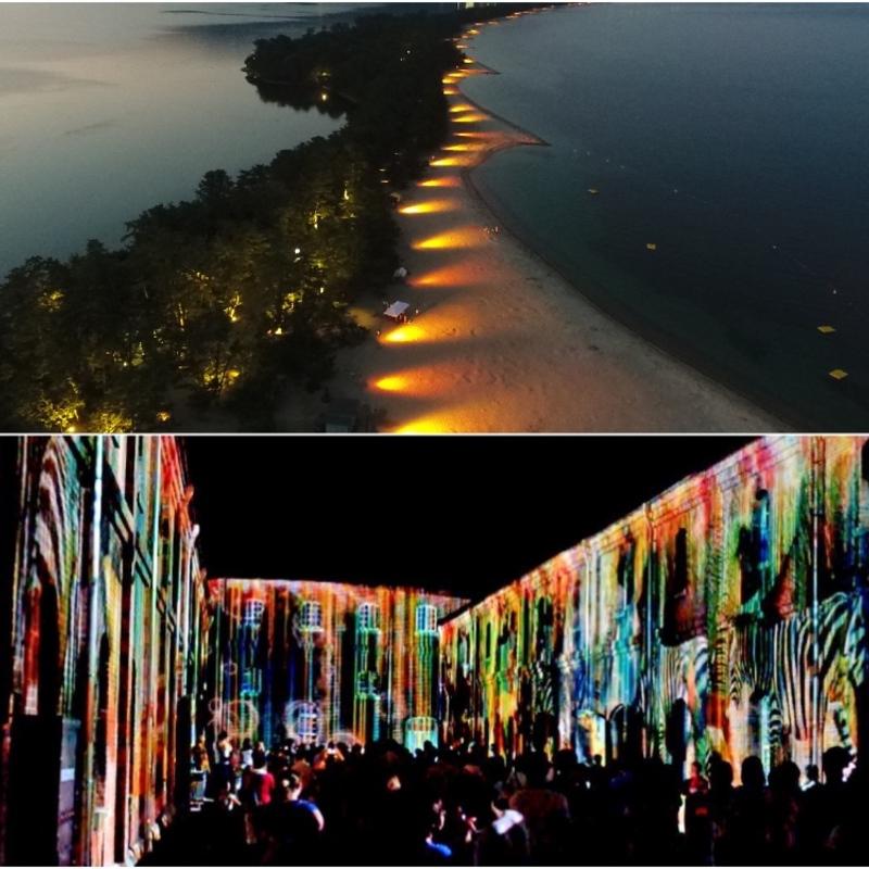 光と色彩のカーニバル!この夏見に行きたい海の京都の2大ライトアップ