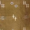 着物生地(201)井桁模様織り出し手織り紬