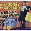 『ブロードウェイ(1941)』Babes on Broadway
