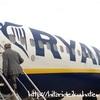 Ryanairに乗ってみた