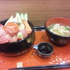 近江町いちばん館地下「金沢海鮮丼 もり家」本店