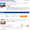 台北シェラトンベストレート申請成功と失敗。同じ内容での申請ですが・・・