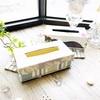 【フランチェスカ・カルトナージュレッスン】New・Originalレッスンクラス~HomeDecoration ・長方形ティッシュボックス~