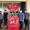 ジャック・イン・ザ・ボックスがグアム記念病院の医療スタッフを支援 サンドイッチ150食を無償で提供