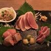 デニーズ閉店後に、鶏料理専門店で、赤ワインを飲む。 (@ Trio in 豊島区, 東京都)