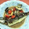 意外と簡単!イタリア風魚の水煮『アクアパッツァ』