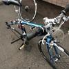 素人だけどクロスバイクとロードバイクの再生にチャレンジしようと思う② クロスバイク編 洗浄・フロントブレーキ交換の途中まで