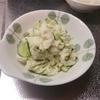 芽が出たジャガイモでポテサラ(゚∀゚)