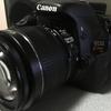 一眼レフカメラを買ってみた