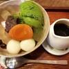 【京都】【グルメ】甘味処『みつばち』に行ってきました。 京都観光 京都旅行 国内旅行 主婦ブログ 京都グルメ