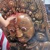 【ネパール】カトマンズ観光つまみ食い1。あなたの街は何色ですか。