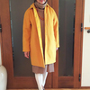 マジカルサーモのカシミア混ウールコートが1万円OFF!大人可愛いコクーンシルエット