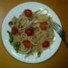 オリジナル、たらこスパゲッティ 出来ました。