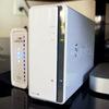 Synology社のDesk Station -理想のクラウド対応 外付けネットワークハードディスク