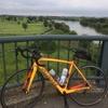 川越〜入間川サイクリングロード〜荒川サイクリングロード
