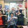 日本研修レポート:ラーメンを堪能するモントリオールスタッフ
