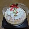 (嫌な予感)犬用のケーキでもクリスマス気分なら美味いと思える問題