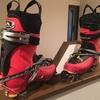 立山にいく準備、今回はスキーブーツ向けのアイゼン調整