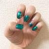 【爪】艶やかな緑は春の訪れ