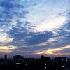 ★まだ明るい空