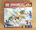 【LEGO】ニンジャゴー「70666:ゴールデン・ドラゴン」やらマインクラフト「21148:ビッグフィグ スティーブとオウム」を購入した!