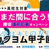 【カクヨム甲子園2019】まだ間に合う!締切直前の応募で、プレゼントをもらえるチャンス!【8/28~9/15】