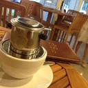 ベトナムのカフェ巡り