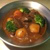 ダッチオーブンで本格ビーフシチュー!まるで洋食屋さんのような美味しさです♪