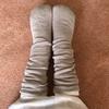 夏場もぜひ。冷えとり靴下がオススメすぎる