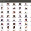 欅坂**のブログ画像を並列処理で取得する。